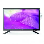 "Supersonic SC-2212 TV 55.9 cm (22"") Full HD Negro Televisor (55.9 cm (22""), 1920 x 1080 Pixeles, Full HD, ATSC, Negro)"