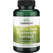 Swanson Agaricus Blazei Ekstrakt 500 mg 90 kapslí
