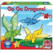 Joc de societate Intrecerea dragonilor GO GO DRAGONS