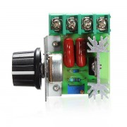 Meco 2000W Speed Controller SCR Voltage Regulator Dimming Dimmer Thermostat