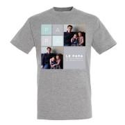YourSurprise T-shirt Fête des Pères - Homme - Gris - M