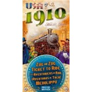 Set De Carti Ticket to Ride USA 1910 Expansion
