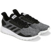 ADIDAS DURAMO 9 Running Shoes For Men(Black, White)
