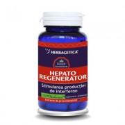 Herbagetica Hepato Regenerator 60cps