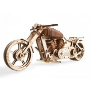Motocicleta VM-02 UGEARS Kit de construit (189 piese)