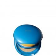 Shiseido uv protective compact foundation spf 30 fondotinta compatto solare Medium Ochre 12 gr