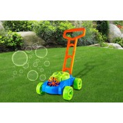 Hangzhou Yuxi Trade Co. Ltd (t/a PinkPree) Kids' Auto-Bubble Lawn Mower Toy