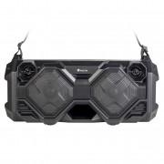 Altavoz Premium Portatil Ngs Streetfusion 100w/ Usb/ Micro Sd/ Bluetooth/ Radio Fm