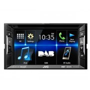 JVC KW-V235DBT Bluetooth Nero autoradio