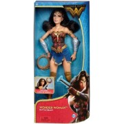 Papusa Wonder Woman Battle Ready FDF35
