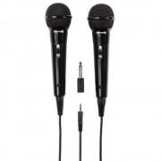 Thomson M135D DYN.MIKRO, 2ER PACK ručni vokalni mikrofon Način prijenosa:žičani