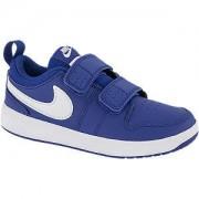 Nike Blauwe Pico 5 klittenband Nike maat 34