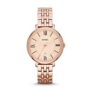 Fossil Ladies Rose Gold Watch Model- ES3435