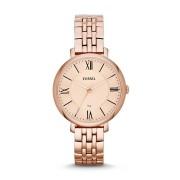 Fossil Ladies Rose Gold Watch Model- ES3435