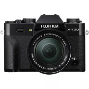 Fujifilm X-T20 + 16-50mm F/3.5-5.6 XC OIS II - Nera - MANUALE ITA - 2 Anni Garanzia