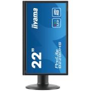 IIYAMA B2280HS - 55cm Monitor, Lautsprecher, 1080p, mit Pivot, EEK B