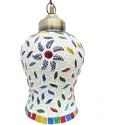 Splendid Handcrafted Ceiling Lamp Graceful Mosaic work Hanging Lamp Shade Decorative pendant