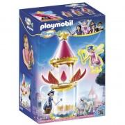 Playmobil super 4 torre musicale con bril 6688