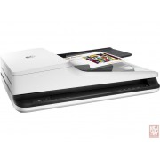 HP Scanjet Pro 2500 f1, Flatbed, A4, 600/1200dpi, 24bit, Up to 20ppm, ADF, USB (L2747A)