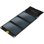 Powertraveller Falcon 21 oplader zwart 2019 Solar Opladers
