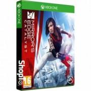 Joc Mirrors Edge Catalyst Xbox One Cz Sk Hu Ro