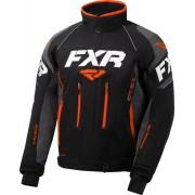 FXR Adrenaline Jacket Black Grey Orange L