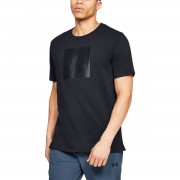 Under Armour Tričko Unstoppable Knit Tee Black - Under Armour