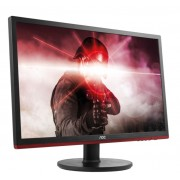 "Monitor TFT, AOC 24"", G2460VQ6, Gaming, 1ms, 80Mln:1, DVI/HDMI/DP, Speakers, FullHD"