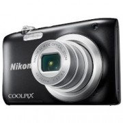 Digital Camera Coolpix A100 Black + Калъф + Карта памет 8GB