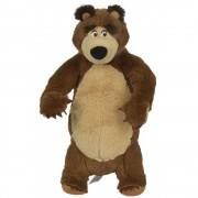 Masha And The Bear, Bean Bag Bear In Picioare 25 Cm