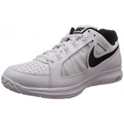 Nike Men's Air Vapor Ace White and Black Tennis Shoes -9 UK/India (44 EU)(10 US)
