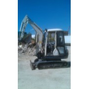 Miniexcavator Kubota KX 61 second hand