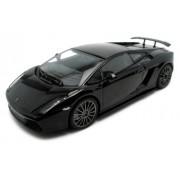 Lamborghini Gallardo Superleggera in Metallic Black in 1:43 Scale