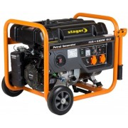 Generator Curent Electric Stager GG 7300W, Benzina, 230 V