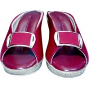 Carnival Women Red Wedges