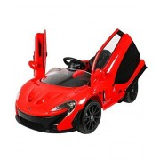 Brunte Licensed McLaren P1 Battery Operated Ride on Car (Red)
