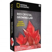 Aragonite Crystal Growing Kit Grow Red Crystals With National Geographic