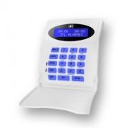 Teclado LCD s/ Fio - TEC-220 - JFL -