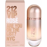 Apa de Parfum Carolina Herrera 212 VIP Rose Femei 80ml