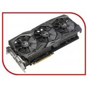 Видеокарта ASUS AMD Radeon RX 580 1360Mhz PCI-E 3.0 8192Mb 8000Mhz 256 bit DVI HDMIx2 HDCP ROG-STRIX-RX580-O8G-GAMING