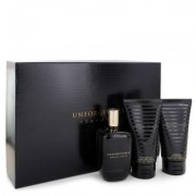 Unforgivable For Men By Sean John Gift Set - 4.2 Oz Eau De Toilette Spray + 3.4 Oz Shower Gel + 3.4