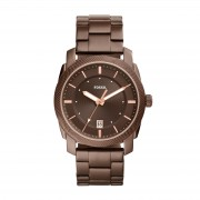 Часовник FOSSIL - Machine FS5370 Brown/Brown
