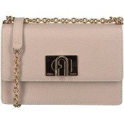 Furla Beige Furla Schoudertas 1927 Mini Crossbody