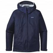 Patagonia - Torrentshell Jacket - Veste imperméable taille L, noir/bleu