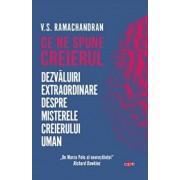 Ce ne spune creierul. Dezvaluiri extraordinare despre misterele creierului uman. Carte pentru toti. Vol 117/V.S. Ramachandran