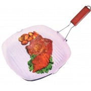 Tigaie grill din ceramica Grunberg 24 cm