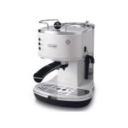DeLonghi ECO311.W Icona Macchina per Caffè Espresso con Pompa, Bianco