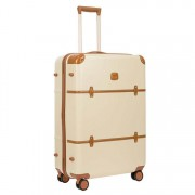 Bric's Bellagio 2 76cm Large 4-Wheel Spinner Suitcase - Cream