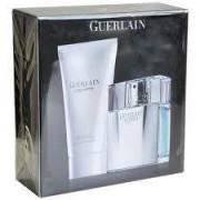 Guerlain Homme Set Eau De Toilette 80 Ml + Shower Gel 75 Ml (3346470109704)
