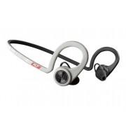 Plantronics Auriculares deportivos BackBeat Fit II Bluetooth Gris